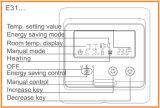 Boiler를 위한 디지털 Non-Programmble 룸 Thermostats