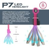 9600lm Philips LED 헤드라이트 변환 장비 880 안개 광속 전구