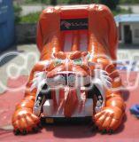 Надувные Сухой Слайд Тигр Надувные Слайд для Коммерческого Использования (CHSL 103)