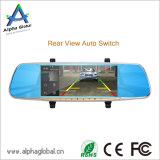 1080P H. 264 Auto-hintere Ansicht-Spiegel FHD DVR 7 Zoll IPS-Bildschirm mit androider Navigation des Systems-GPS, Bluetooth, FM