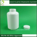 recipiente di plastica della capsula della medicina del PE 500ml