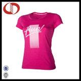 Heißer Verkaufs-laufende Hemden der neuen Muster-Drucken-Frauen