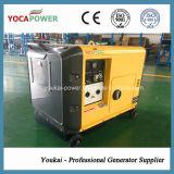 중국 공장 방음을%s 가진 공기에 의하여 냉각되는 5kVA 디젤 엔진 발전기 세트