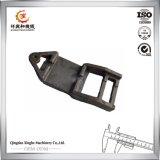 Laço Railway personalizado Plate&#160 da manufatura da carcaça; Carcaça de areia do ferro
