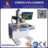Прихоть CE аттестовала 2 гарантированности волокна лазера лет машины маркировки для сбывания
