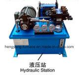 Four d'IGBT avec la station hydraulique