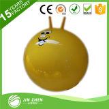 Inflable de PVC de alta calidad Saltar bola Tolva con impresión de la insignia