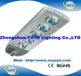 Più nuovo indicatore luminoso di via di /COB 250W dell'indicatore luminoso di via della PANNOCCHIA LED di disegno 250W di Yaye 18 Ce/RoHS con USD225.5/PC