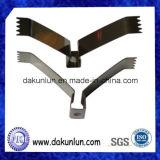 Metal a corto plazo de encargo de la fábrica de Shenzhen que estampa la parte