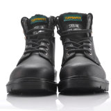 Style britannico Safety Shoes per Workers Fasional Boots M-8149