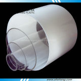 Tube rond acrylique de grand diamètre de polycarbonate de qualité