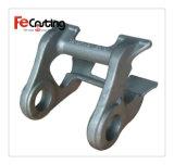 Алюминиевая отливка утюга для железнодорожных частей