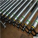 Transportador de Belt&Roller del acero inoxidable