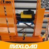 25トンの二重ガードワイヤーロープの電気起重機(MLER25-06D)