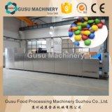 ISO9001 Gusu Rollen-Schokoladen-Bohne der Imbiss-Nahrungzwei, die Maschine (QCJ400, herstellt)