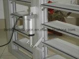 Diseño de gama alta con el obturador del aluminio del precio razonable