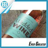 Kundenspezifische umweltfreundliche Nagellack-Flaschen-anhaftender Aufkleber-Kennsatz