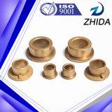 ISO9000 ha approvato la boccola sinterizzata digitata punto per i motori