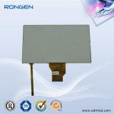 pantalla de 7inch TFT LCD con el panel de tacto resistente