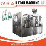 Autoamtic 3 em 1 Plastic Bottle Water Filling Machine
