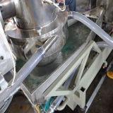Пластичный дробить Pelletizing пленки PE PP рециркулирующ линию