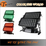 Doppio Head 72X10W RGBW LED Stage Effect Light
