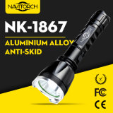Linterna Recargable Handheld del CREE XP-E LED LED de la Aleación de Aluminio (NK-1867)