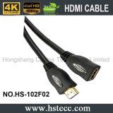 10m 100m Extra-Long 최상 HDMI 액티브한 광섬유 케이블