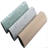 Wipe non tessuto Rolls di pulizia del tessuto perforato ago assorbente