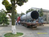 Secador de cilindro dedicado do bagaço