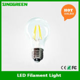 A19/A60 DEL Filament Light Bulb 8W Dimmable DEL Filament Bulb