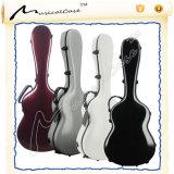 Витринный шкаф гитары светлой пены классический