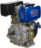 공기에 의하여 냉각되는 8HP 디젤 엔진 힘 엔진