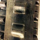 Trilhas de borracha das peças de maquinaria da máquina do jardim (149*88*28)