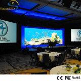 Alquiler a todo color de interior SMD P4 LED Videotron para el hotel