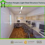 Zwischenlage-Panel-Behälter-Haus für temporäre Schule/Toilette/Klassenzimmer/Krankenhaus