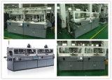 Precio multi plástico automático del equipo de impresión de la pantalla de los colores de la superficie curvada