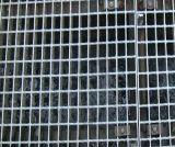 Reja de acero Grating soldada rectangular de la barra