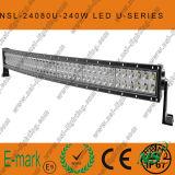 éclairage LED Bar du CREE 40 '' 240W hors de Road Driving, éclairage LED Bar de Spot/Flood Beam