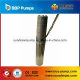 Edelstahl-tiefe wohle Pumpe, Gleichstrom-Solarpumpe