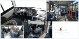 10-26 7.3m都市Bus Sc6733 Changan Brand Front Engineをつける