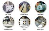 Extrusora de plástico para Pipe Perfil Making Machine gránulo
