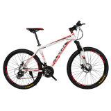 24台の速度のディスクブレーキのアルミ合金MTBのバイク山の自転車