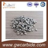 Le carbure de tungstène a vu des dents pour le découpage en métal