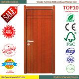 Portello interno del MDF del PVC di prezzi poco costosi dell'armadio da cucina