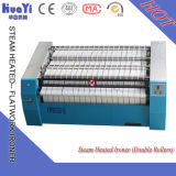 Yprのホットオイルのガス暖房の産業アイロンをかける機械価格