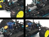 Hsp 1/10 Scale Nitro Truck Car