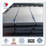Placa de aço laminada a alta temperatura S355 de carbono