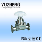 Yuzheng Sanitary Diaphragm Valve Manufacturer en China
