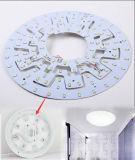 Lampes rondes économiseuses d'énergie de plafond des lumières d'ampoule de DEL AC110V-220V 36W SMD 5370